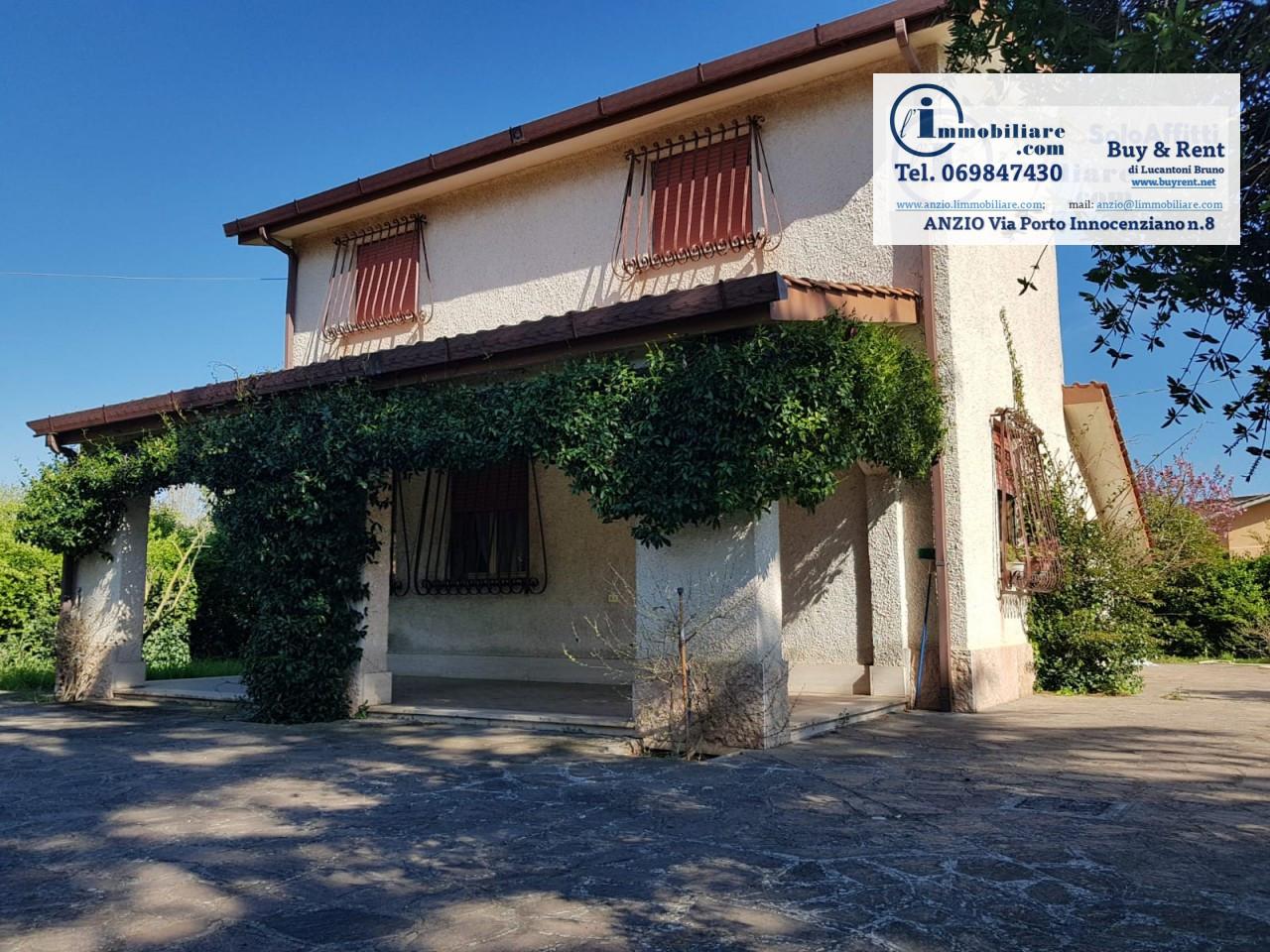 Vai alla scheda: Casa indipendente Vendita - Nettuno (RM)   Tre Cancelli - Codice -A3669